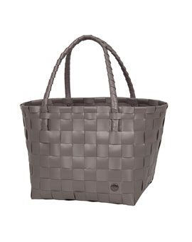 BOLSO SHOPPER PARIS STONE BROWN