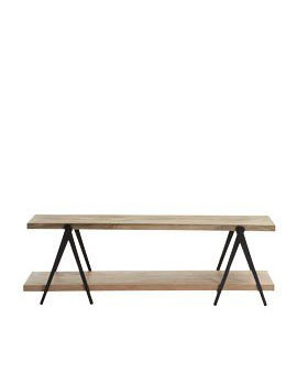 MUEBLE TV BENCH