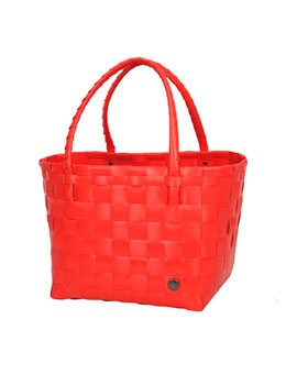 BOLSO SHOPPER PARIS CORAL RED
