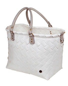 BOLSO SHOPPER SAINT TROPEZ WHITE