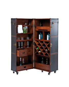 MUEBLE BAR TRUNK