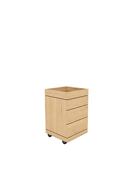 CAJONERA DRESSING UNIT
