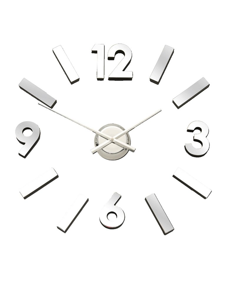 Reloj pared goma eva - Relojes de pared originales decoracion ...